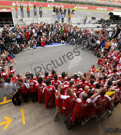 Last Album - 2013 Formula 1, Gran Premio de España title photo